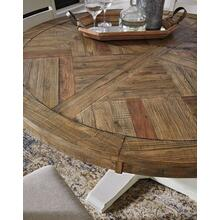 View Product - Round Dining Room Table