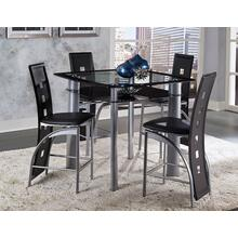 Sona 5pc Counter Height Set