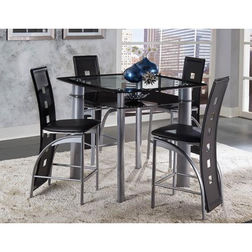 Packages - Sona 5pc Counter Height Set