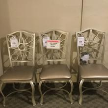 See Details - d390-1 side chairs