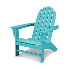 Vineyard Adirondack Chair in Vintage Aruba