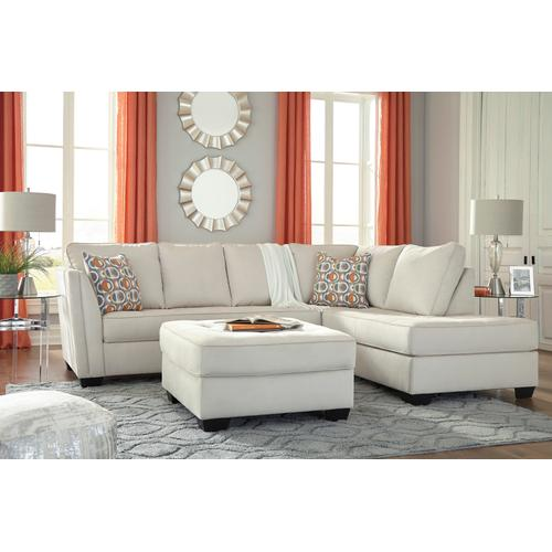 Filone 2pc. Sectional