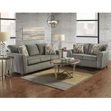 3330 Allure Grey Sofa and Loveseat