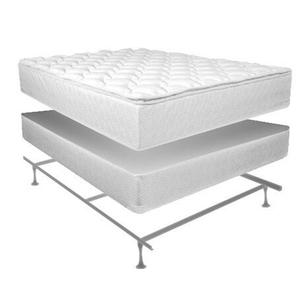 Double Mattress boxspring and frame