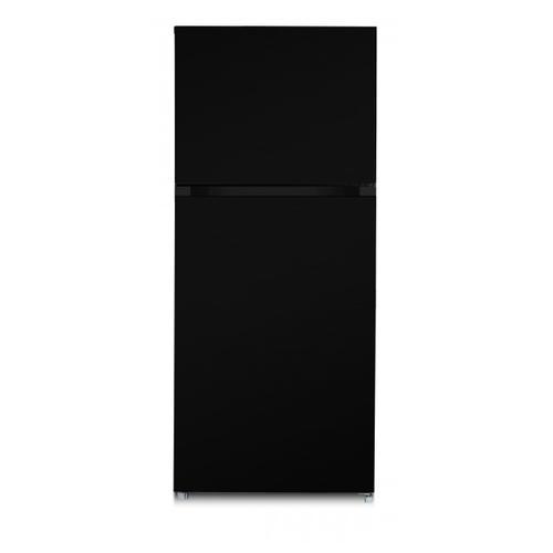 Ascoli 18.2 Cu.Ft. Black Top Freezer Refrigerator