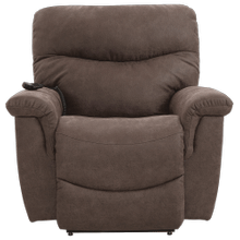 See Details - James Silver Power Lift Recliner