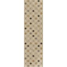 """Charade Ivory - 2404 D Size 2'3"""" x 8"""""""