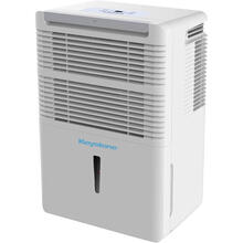 50 Pint Dehumidifier with Electronic Controls - White