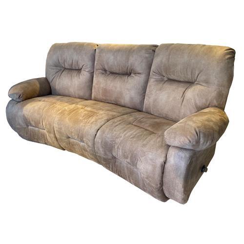 Best Home Furnishings - BRINLEY Power Reclining Sofa w/ Adj. Headrest #233240