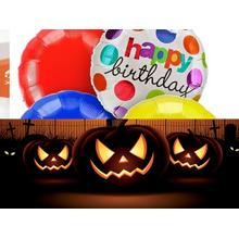 October 24th - 6:00 pm until 8:30 pm - Birthdays, Halloween and Out of This World Appetizers