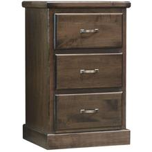 Vesper Night Stand 3 Drawer