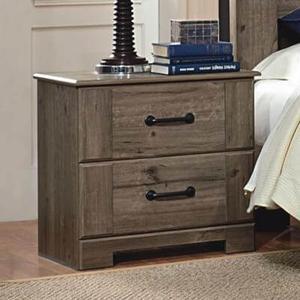 Perdue Woodworks - Meadowlark 2-Drawer Nightstand