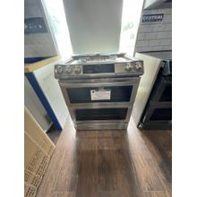 See Details - **ANKENY LOCATION** 6.0 cu ft. Smart Slide-in Gas Range with Flex Duo™, Smart Dial & Air Fry in Stainless Steel *NEW* FACTORYWARRANTY**