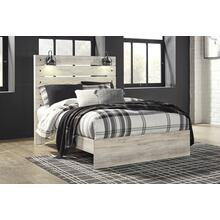 See Details - Cambeck Queen Size Bed