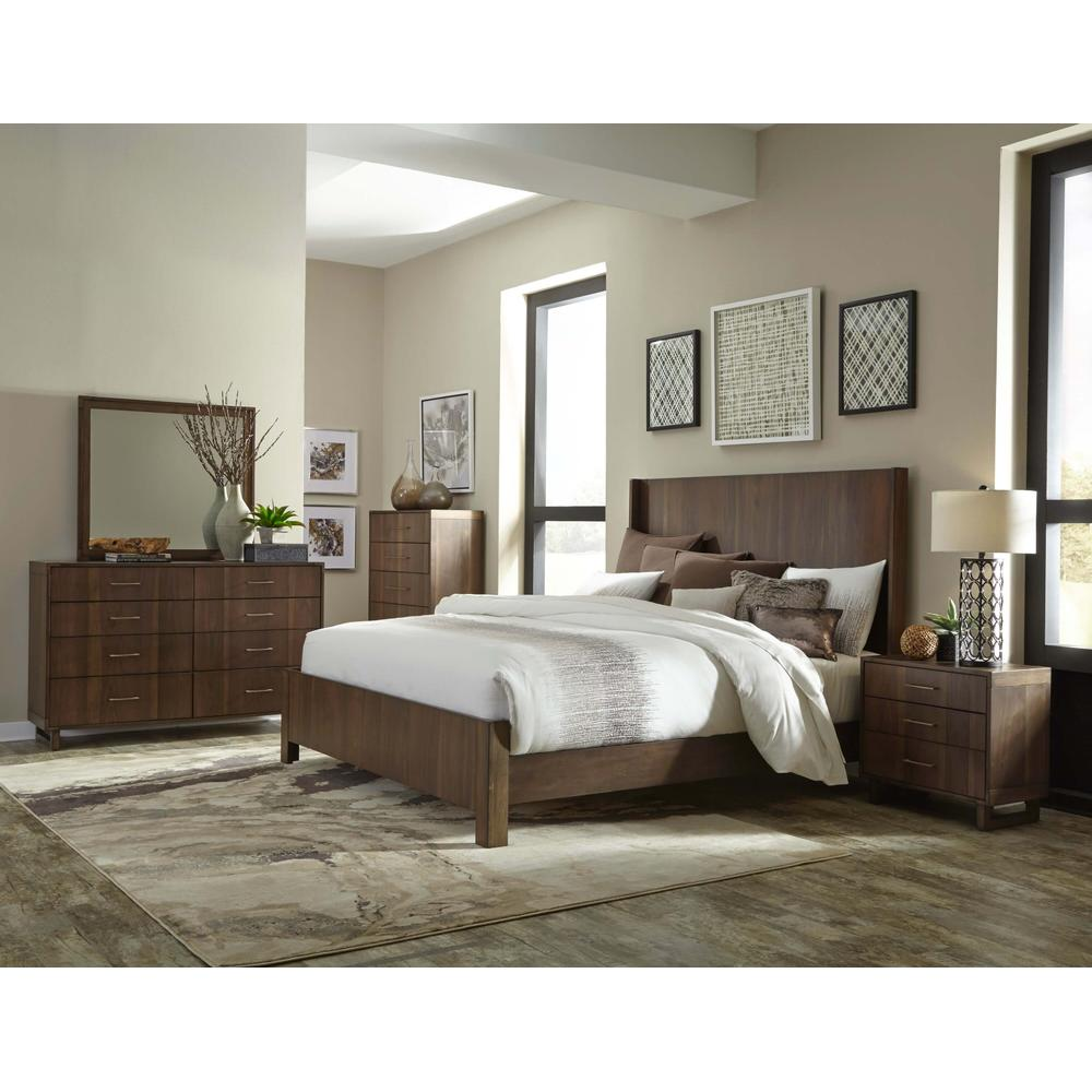 Gulfton 4 Pc Queen Bed Set