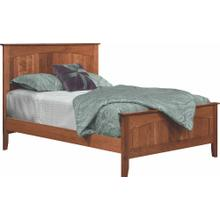 Briarwood- Marshfield Shaker Bed