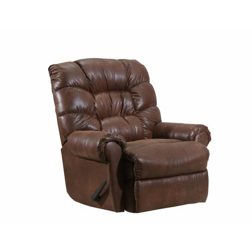 4204P-19 Leo Cortez Cognac Power Rocker Recliner