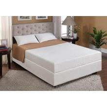 EMERALD GEL MEMORY FOAM 8""