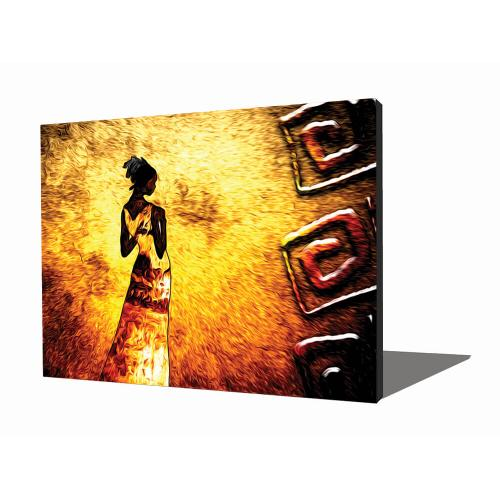 Wall Art - African Spirit