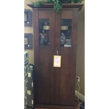 Two Door Cabinet / Armoire
