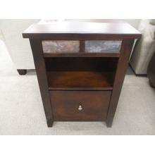 CLEARANCE FILE CABINET