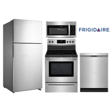 Frigidaire Top Freezer Package (SELF CLEAN RANGE!)