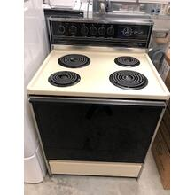 Used Caloric Coil Top Electric Range