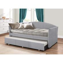 HILLSDALE 2541-10-20-30 Westchester Daybed With Trundle - Gun Metal/Steel Grey