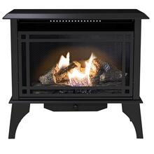 WORLD HEATER GSD2846 The Monterey Propane (LP) or Natural Gas (NG) Vent-Free 30,000 BTU Gas Stove