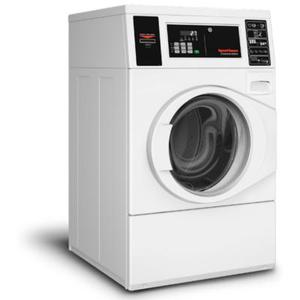Speed Queen - Front load Washer - Coin-Operated - Front Control