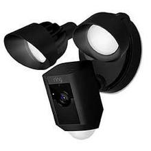 Floodlight Camera Black