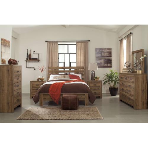 Ashley Furniture - Ashley Furniture B369 Cinrey Bedroom set Houston Texas USA.