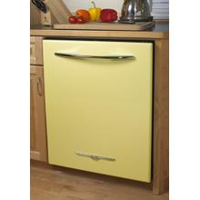 "Northstar Complete 24"" Dishwasher - BUTTERCUP YELLOW"