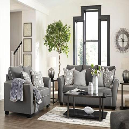 - Domani Sofa and Loveseat Set