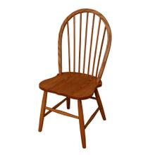 Straight Spindle Side Chair