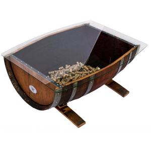 Wine & Oak - Wine Barrel Coffee Table
