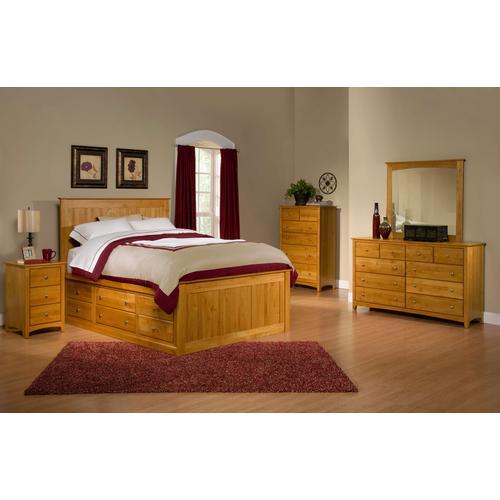 SAVE 40% on Custom Amish Finished Furniture