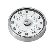 "Cilio Kitchen Timer ""Gauge"", 3 x 1.25-Inches"