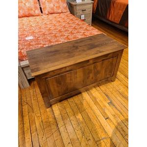 CLEARANCE Blanket Chest Bench