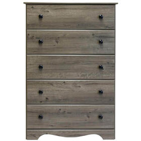 Big Chester 5-Drawer Chest