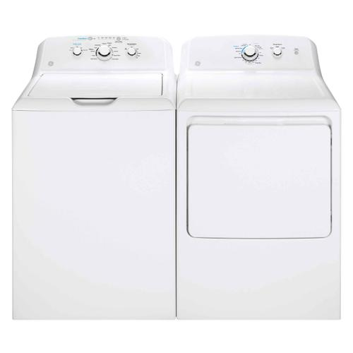 Packages - GE Top Load Washer and Gas Dryer
