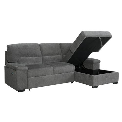 Yantis Sleeper Sectional