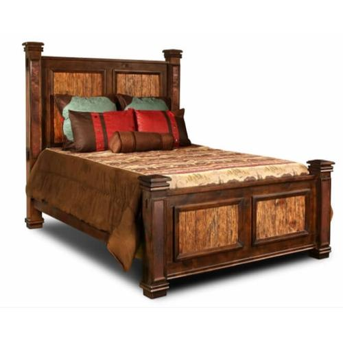Copper Ridge King Bed