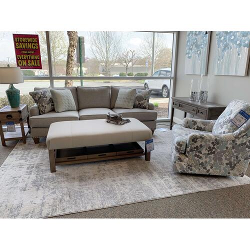 Craftmaster Furniture - C9 Customizable Sofa