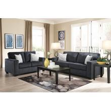 Altari Sofa and Loveseat Set Slate