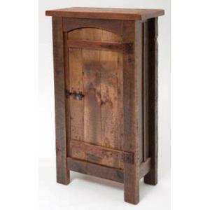 Heritage Winchester 1 Door Pantry Cupboard w/ Curved Door