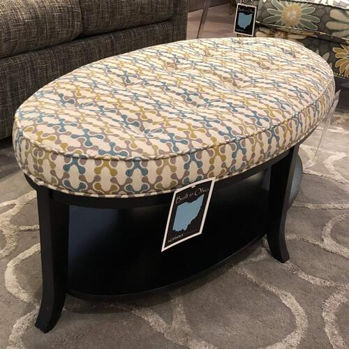 Norwalk Furniture - Avery Ottoman-Floor Sample