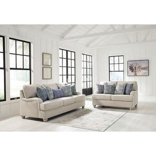 Traemore Sofa and Loveseat Set