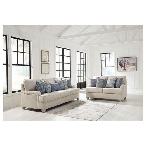 - Traemore Sofa and Loveseat Set