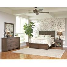See Details - Ruff Hewn Queen Bedroom Set